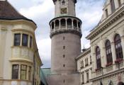 Megerősítik a soproni Tűztornyot