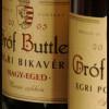 Gróf Buttler Borászat vacsorával egybekötött kóstolója az Erhardt Étteremben