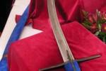Sopronban a Balassi-kard borseregszemle