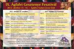 IX.Ágfalvi Gesztenye Fesztivál