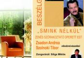 Smink nélkül: Zsadon Andrea és Szolnoki Tibor