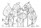 Rajzpályázat – Madarak és fák napja alkalmából